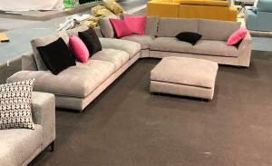 Sofá con diseño especial 2019, sofás personalizados, 19,28