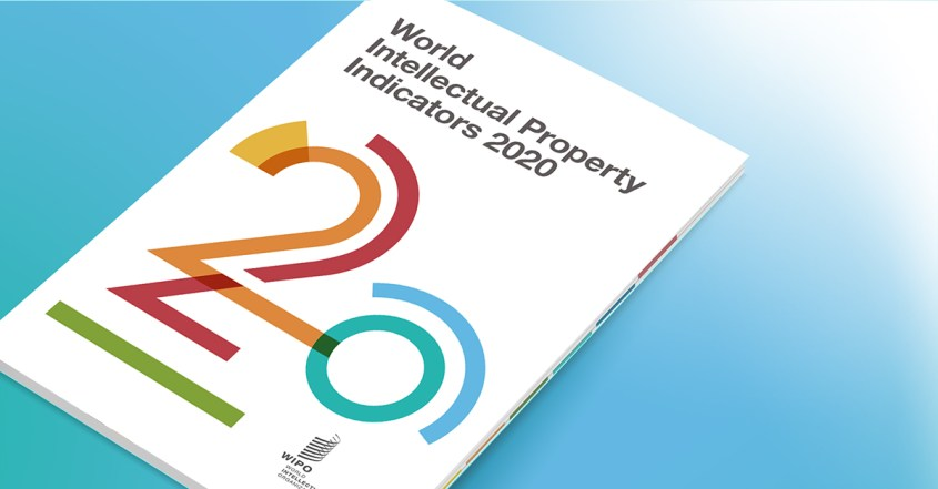 World Intellectual Property Indicators 2020