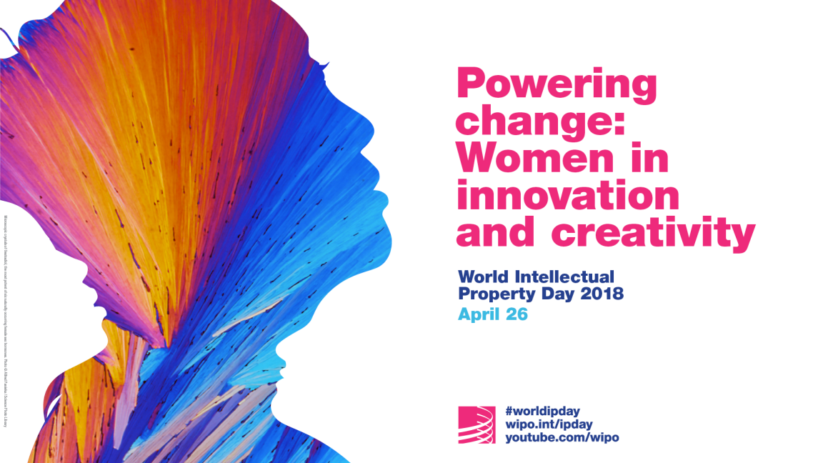 Image result for world intellectual property day 2018