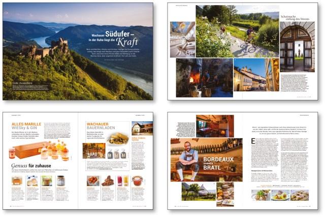 Wachau Magazin