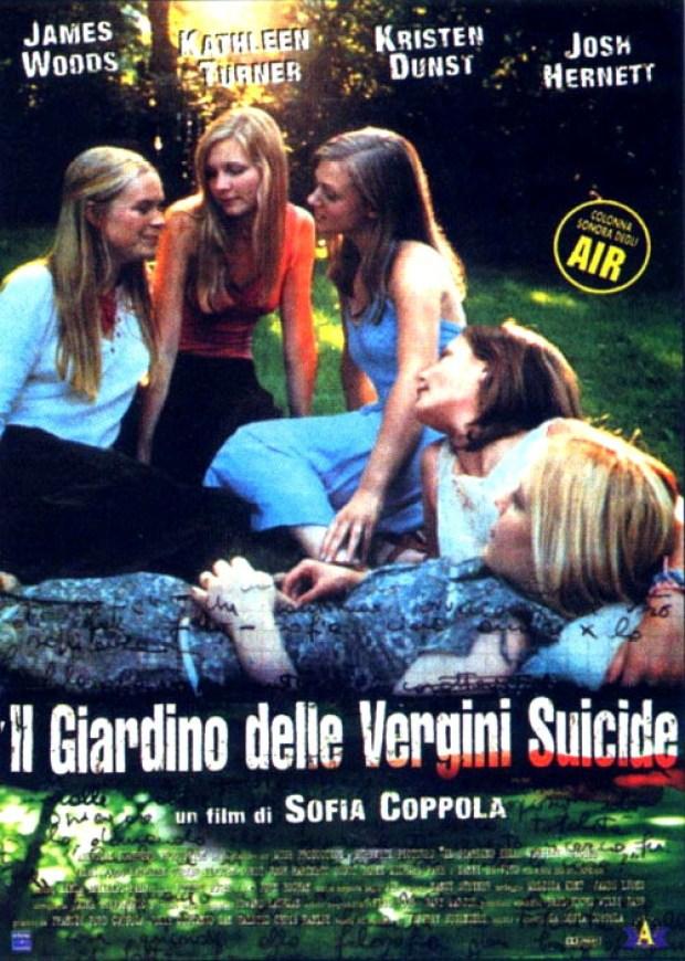 giardino delle vergini suicide
