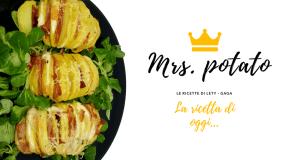 Mrs. Potato, la patata in cucina…smettetela di ridere!