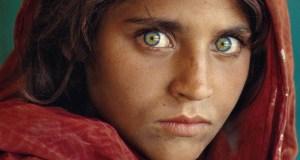 Steve MacCurry: il fotografo della ragazza afghana