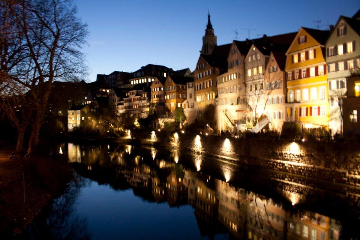Camera 1214: la mia. Vivere all'estero a vent'anni: Tübingen