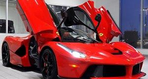 Pensavo fosse una Ferrari in realtà era solo una Citroen C1!