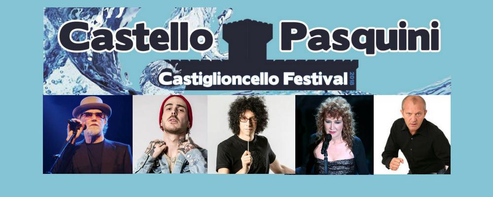 Castiglioncello Festival per un grande agosto