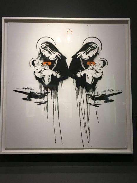 Banksy al Mudec di Milano. Per la prima volta in un museo pubblico italiano