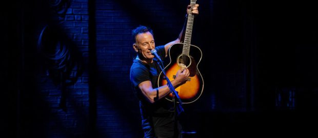 Springsteen on Brodway (I really want to rock your souls)
