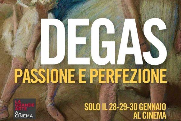 Degas – Passione e Perfezione