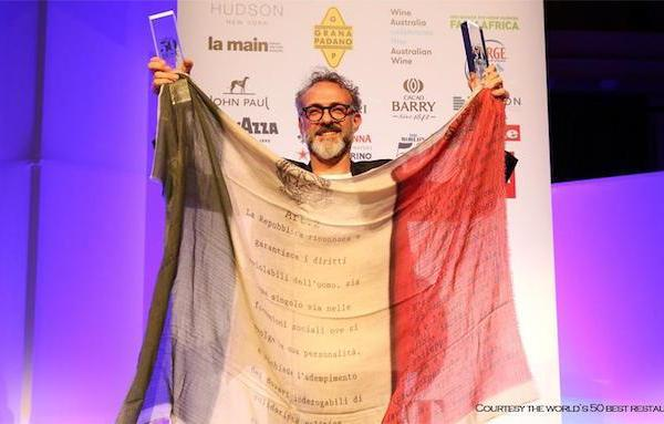 Birraio dell'Anno, Vini Naturali e World's50 Best (senza Bottura)