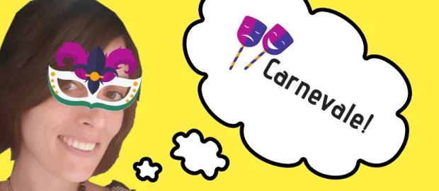 La tristezza… del Carnevale!