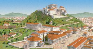 Atene e la Democrazia Diretta