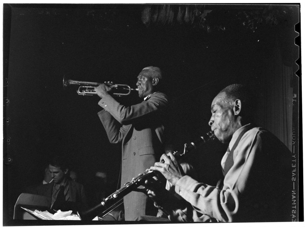 Bunk Johnson la verità del jazz.