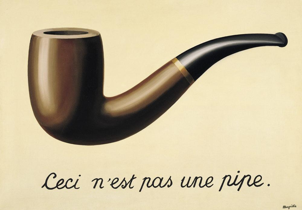 Çeçi n'est pas une pipe