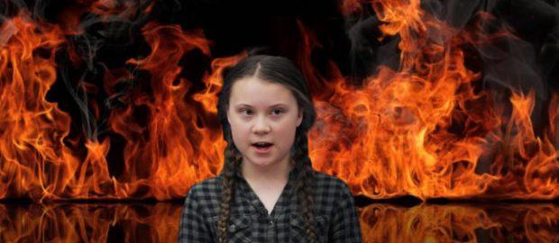 Eliminare Greta Thunberg!