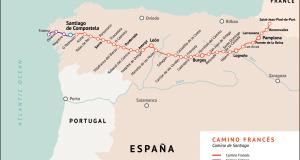 "Dalla Francia verso Santiago de Compostela: info utili per un ""buen camino"""