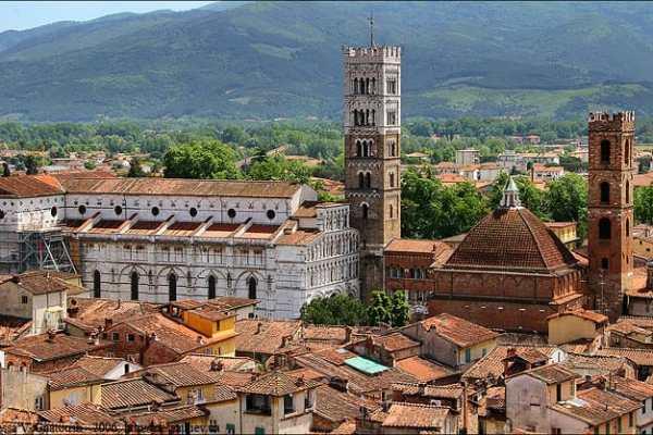 LUCCA: città di leggende, miracoli e misteri