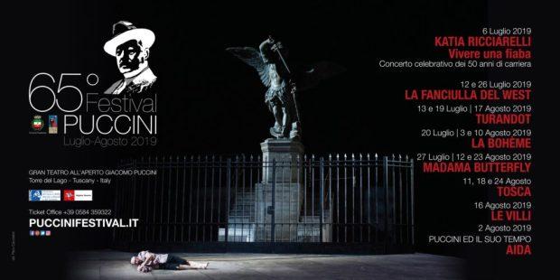La Fanciulla del West apre il 65° Festival Puccini