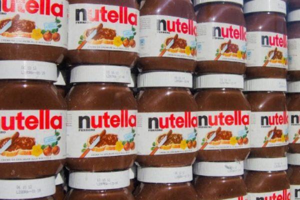 Nutella VS the World