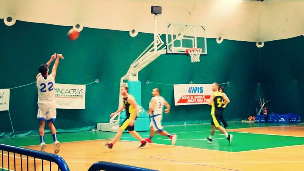 Basket: Rosignano Sei Rose, partenza in salita