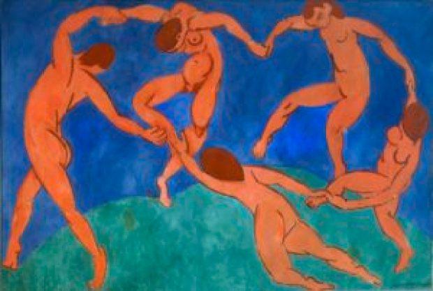Matisse - la danza