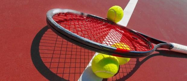 Mia nonna nel dorato mondo del tennis