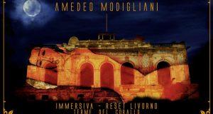 Centenario Modigliani 2020: alle Terme del Corallo Livorno proietta il meglio di sé
