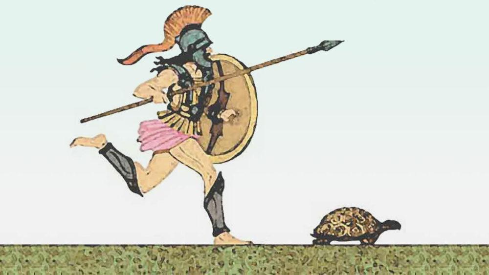 Achille e la tartaruga – Chi arriva veramente primo?