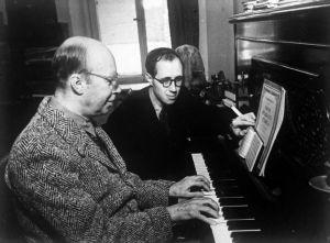 Prokofiev e Rostropovich