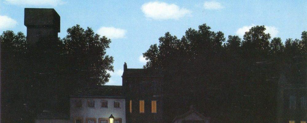 René Magritte – Il Sabotatore Tranquillo
