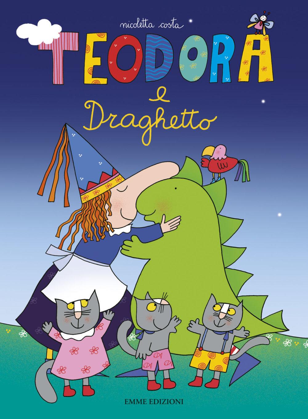 """""""Teodora e Draghetto"""" – Favole alla Radio"""