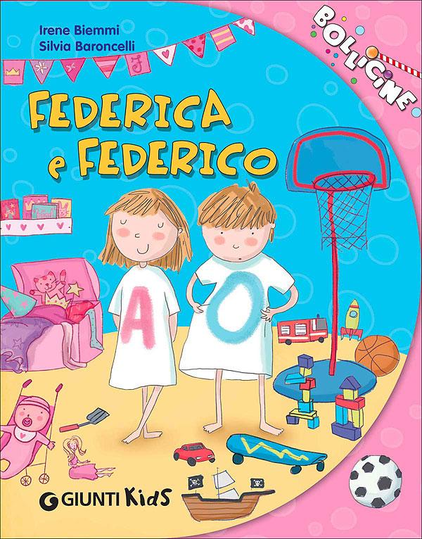 """""""Federica e Federico"""" – Favole alla Radio"""