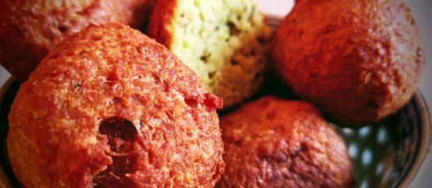 Falafel rivisitati. Mezzo pianeta… nel piatto!