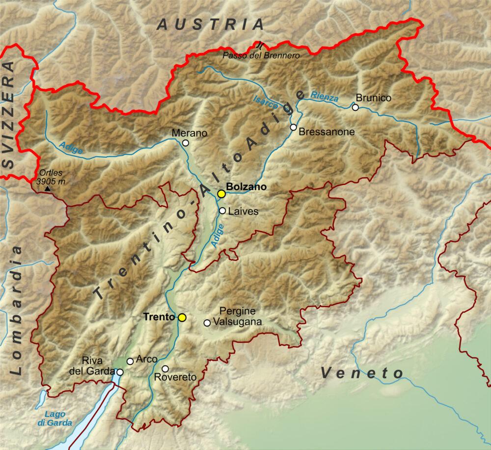 L'Annessione del Südtirol, o Tirolo Meridionale – Le Storie di Ieri