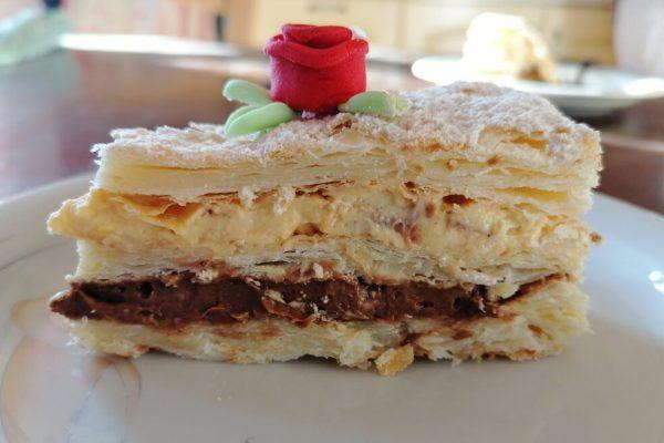 Millefoglie: il dolce tipico della pasticceria francese