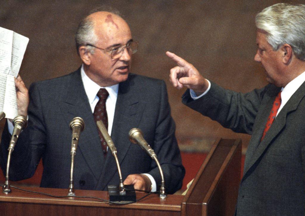 Fu responsabilità di Gorbacév? – Le Storie di Ieri