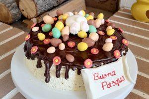 Pasqua: un dolce al profumo di vaniglia