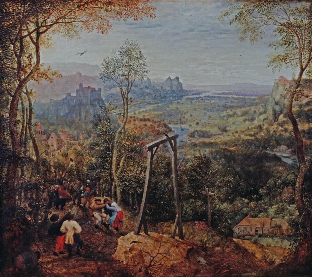 Famiglia Bruegel – tre generazioni di pittori fiamminghi