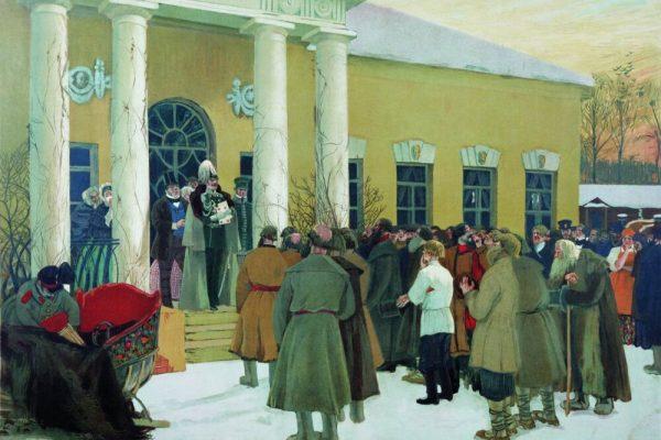 L'Emancipazione della Russia –  Le Storie di Ieri