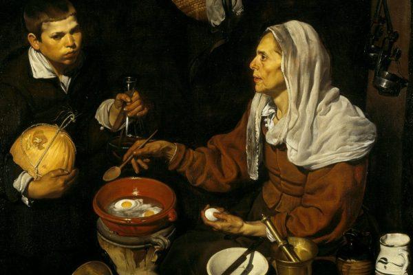 Diego Velázquez – il grande maestro spagnolo