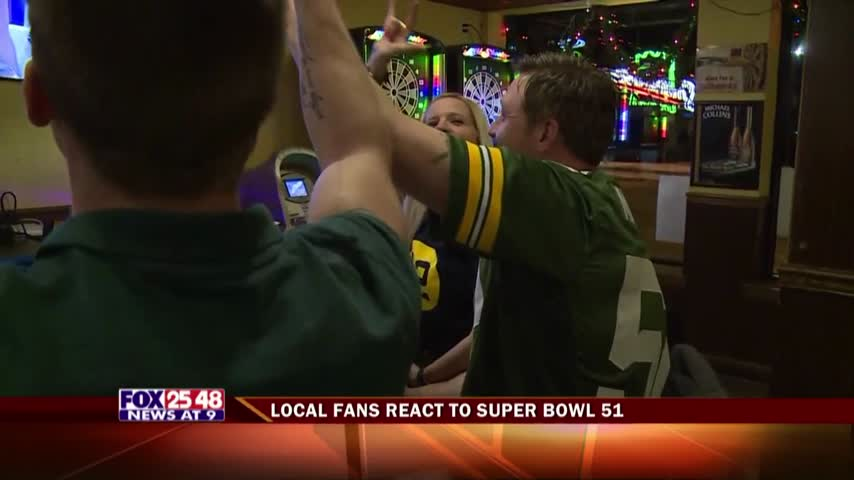 Fans React to Super Bowl 51_68881627
