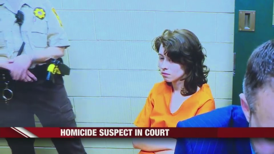 Dunn County Homicide Suspect Appears in Court