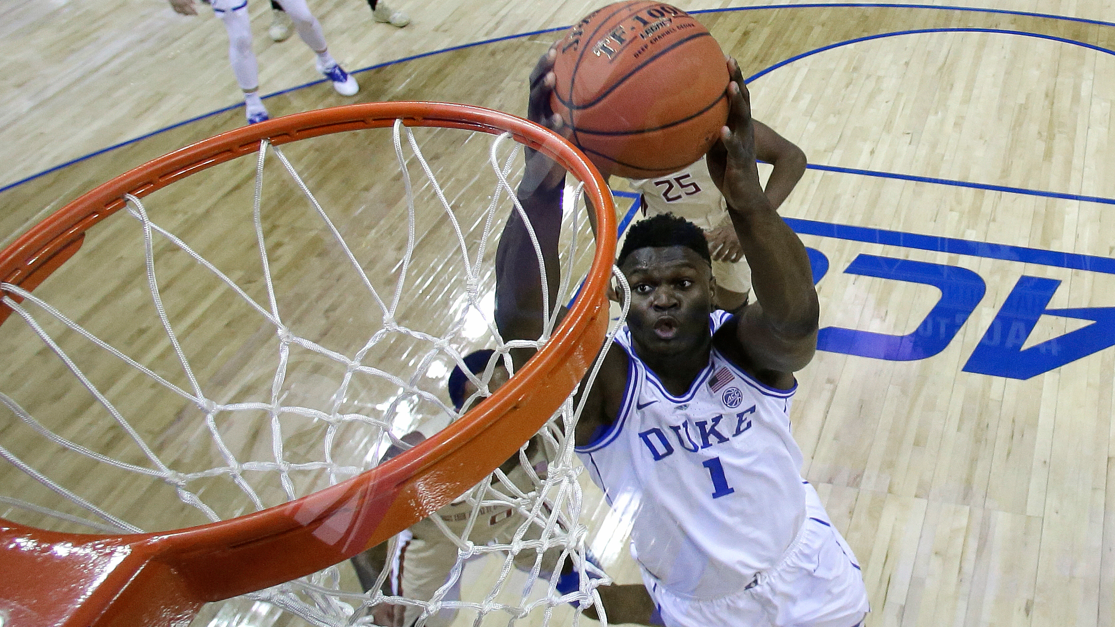 Zion Williamson Duke NCAA-846624087
