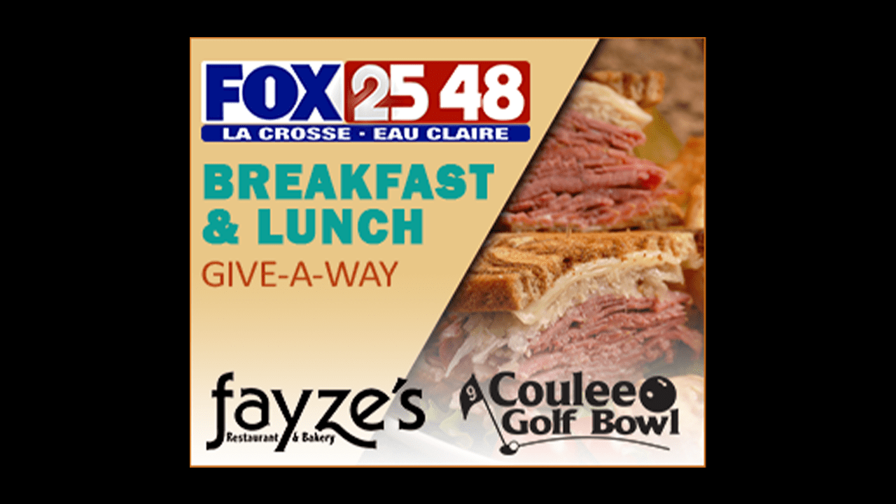 Breakfast & Lunch Giveaway