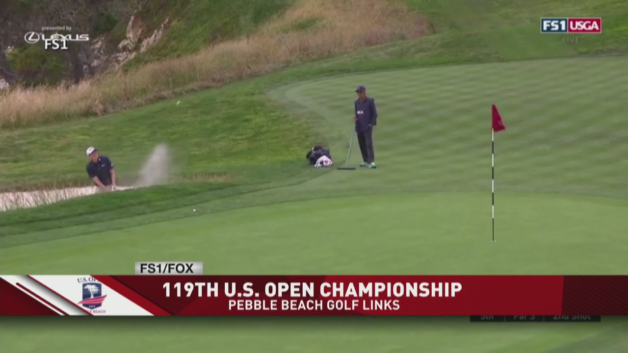 119th US Open Thursday Update