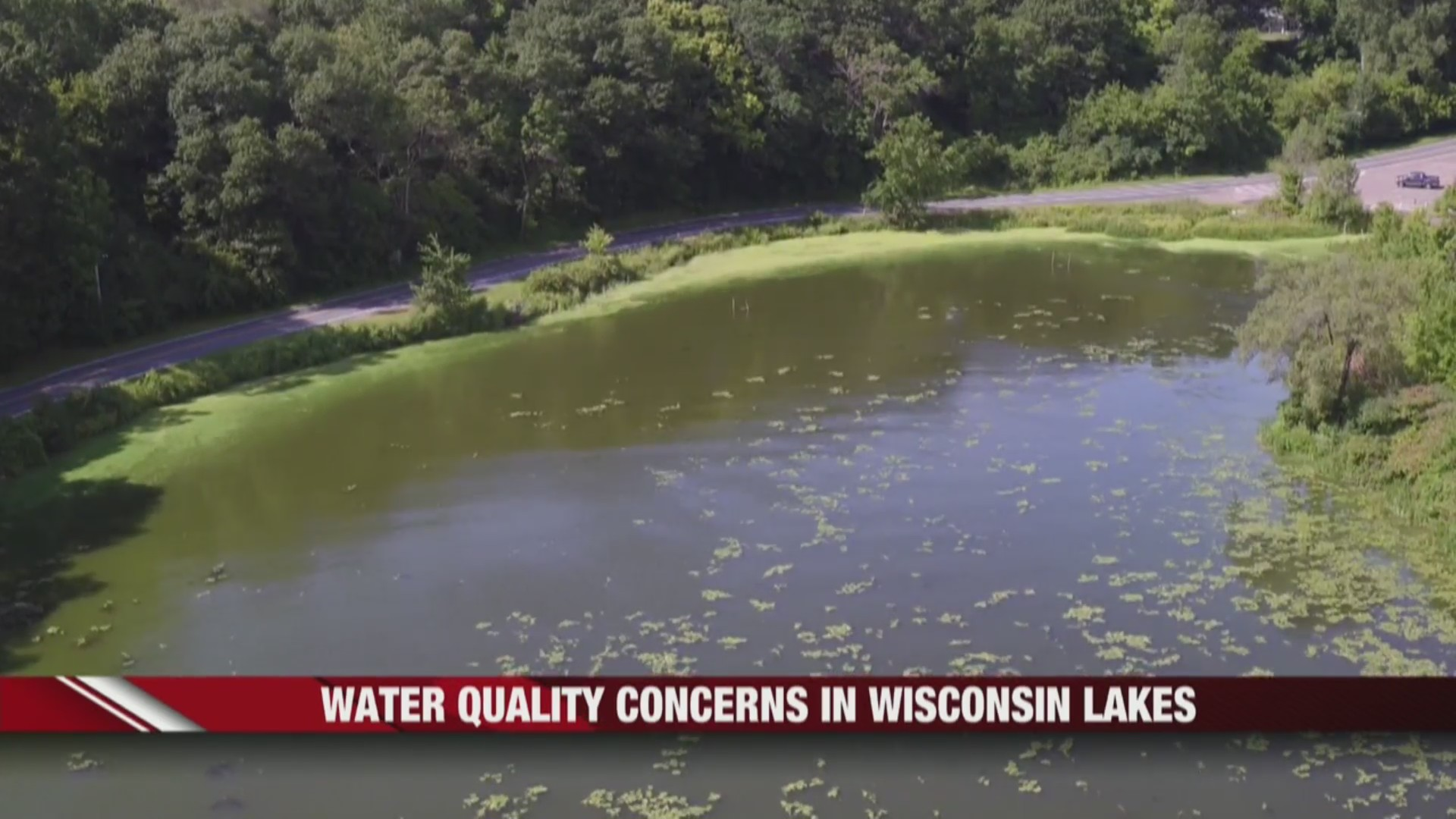 WI Lake Water Quality