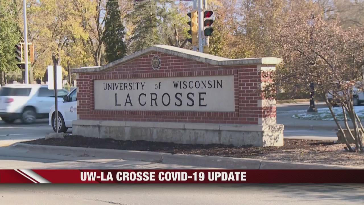 UW-La Crosse COVID-19 update