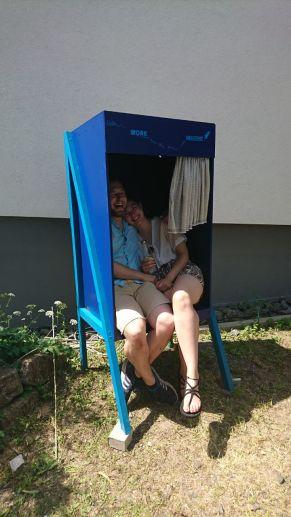 Die Soundbox mit Moritz und Theresa