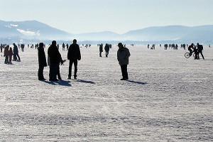 Der DLRG Bezirk Rheinhessen gibt Tipps zur Sicherheit auf dem Eis