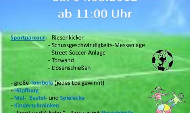 Sport-, Kinder- und Familientag SV BRETZENHEIM 1912